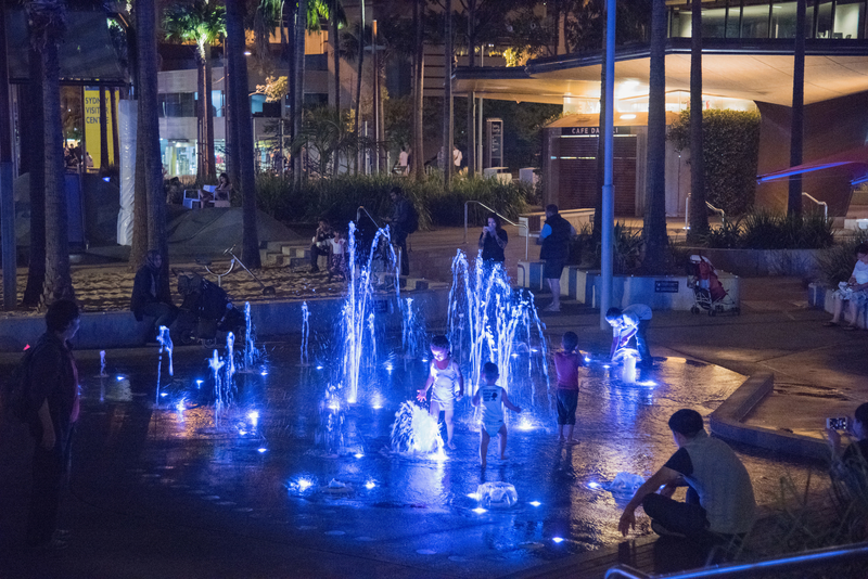 Water Feature Lighting Singapore Led Specialist